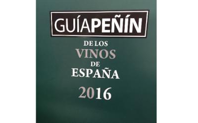 Aurelio Feo Viticultor en la Guía Peñin 2016