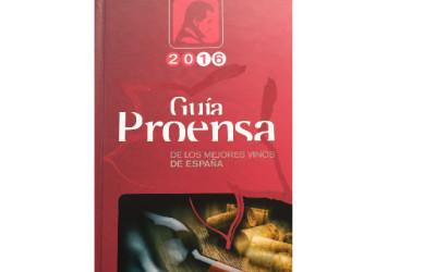 Aurelio Feo Viticultor en la Guía Proensa 2016