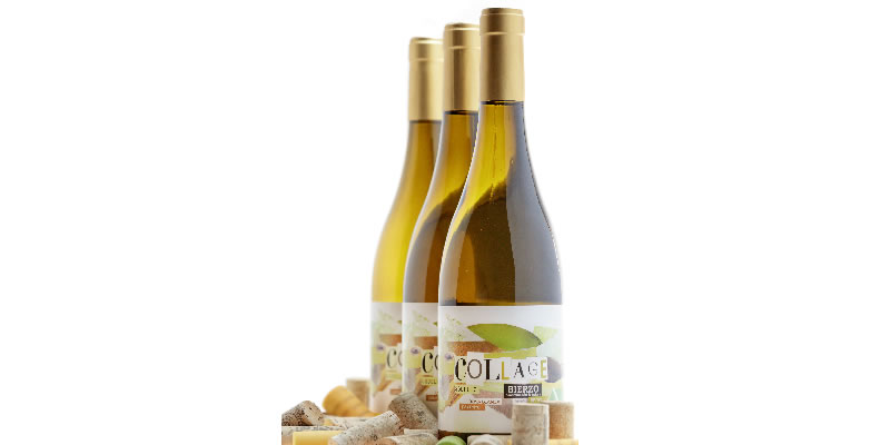 Collage, un vino blanco de vanguardia